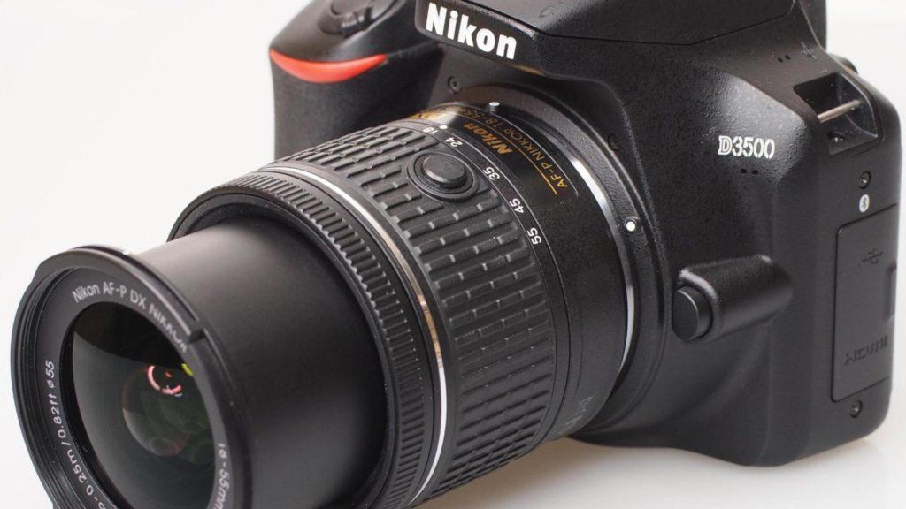 Qualité photo Nikon D3500