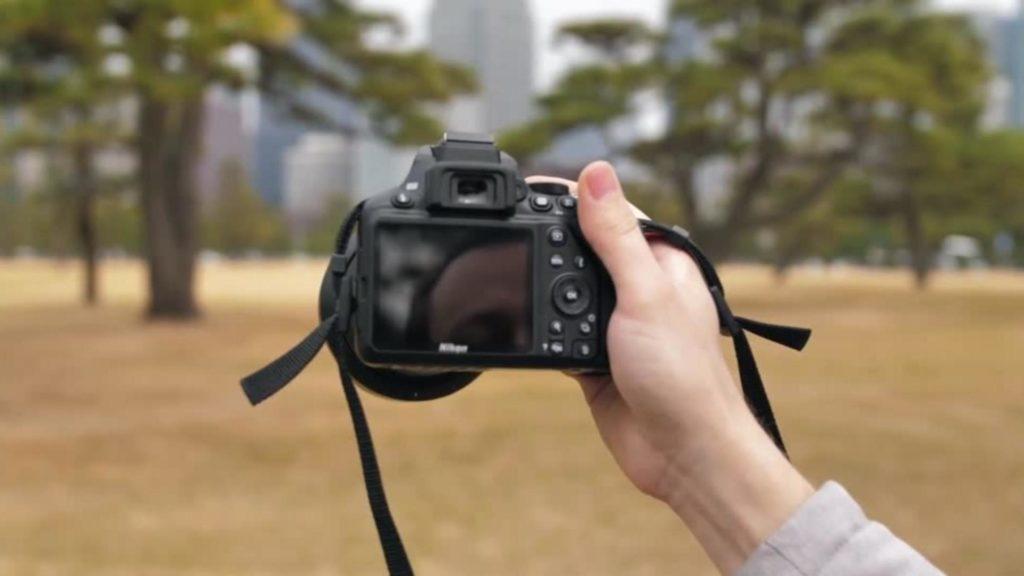 Réactivité appareil photo Nikon D3500