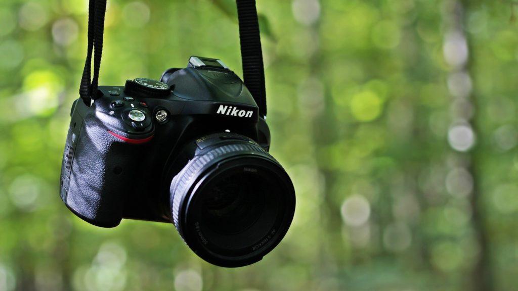 Spécificités appareil photo reflex