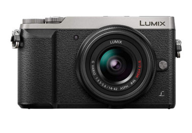 Panasonic Lumix GX80 face