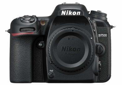 Nikon D7500 face