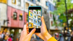 Smartphone pour photo