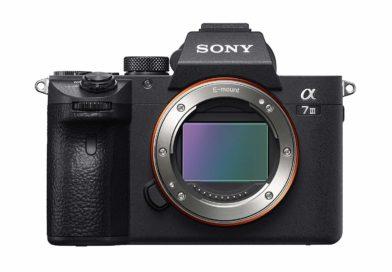 Sony Alpha 7 III face