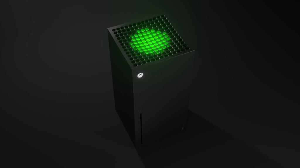 nouveau Xbox Series X
