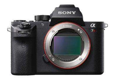 Sony Alpha 7 R III face