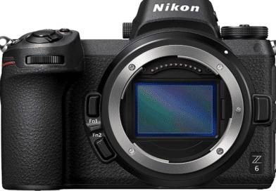 Nikon Z6 face