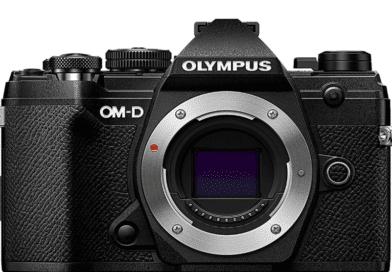 Olympus OM-DE-M5 Mark III face