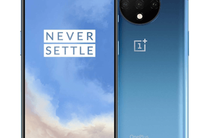 OnePlus 7 T face