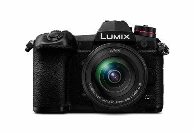 Panasonic Lumix G9 face