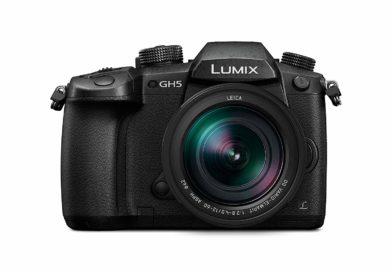 Panasonic Lumix GH5 face