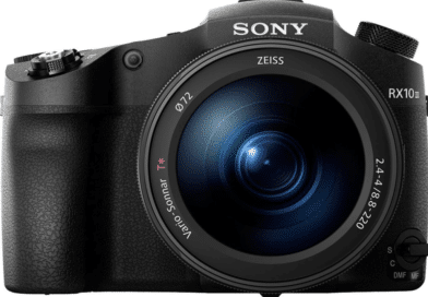 Sony RX10 III face