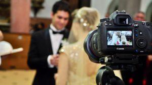 appareil photo pour mariage