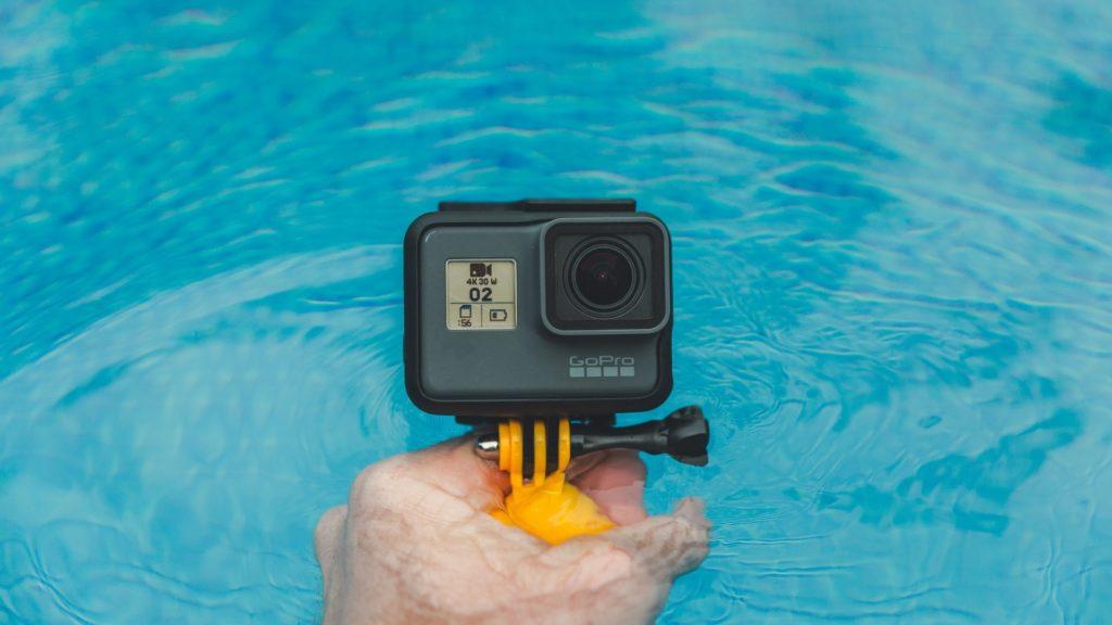 choix appareil photo pour plongée sous marine