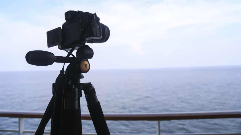 matériau trépied d'appareil photo