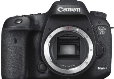 Canon EOS 7D Mark II face