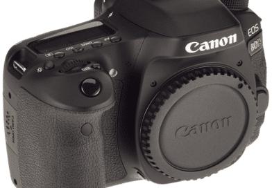 Canon EOS 80D face