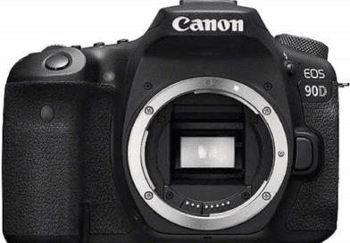 Canon EOS 90D face