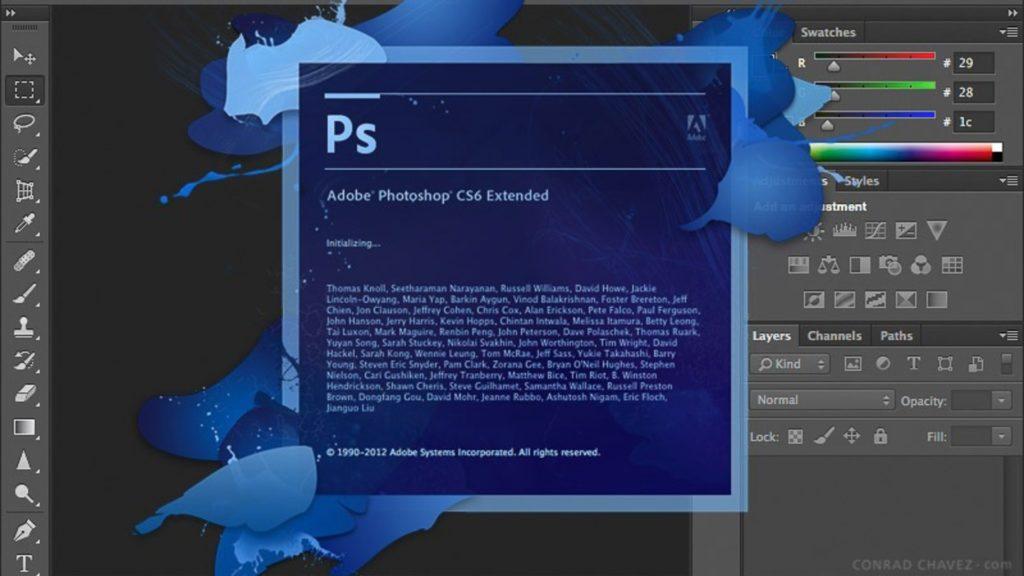 Licence Adobe photoshop gratuite