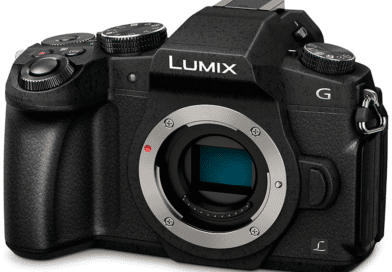Panasonic Lumix G85 face