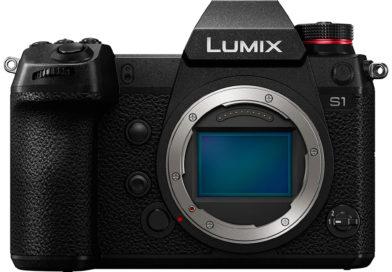 Panasonic Lumix S1 face