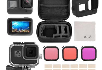 Accessoires GoPro Hero 8 – Liste des meilleurs