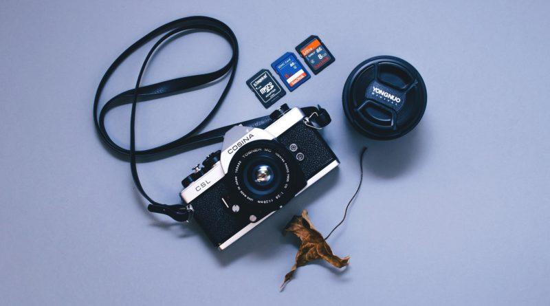 choisir carte mémoire pour appareil photo