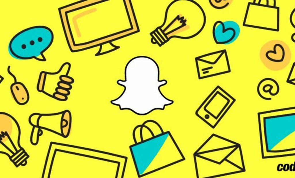 fonctionnalités story Snapchat