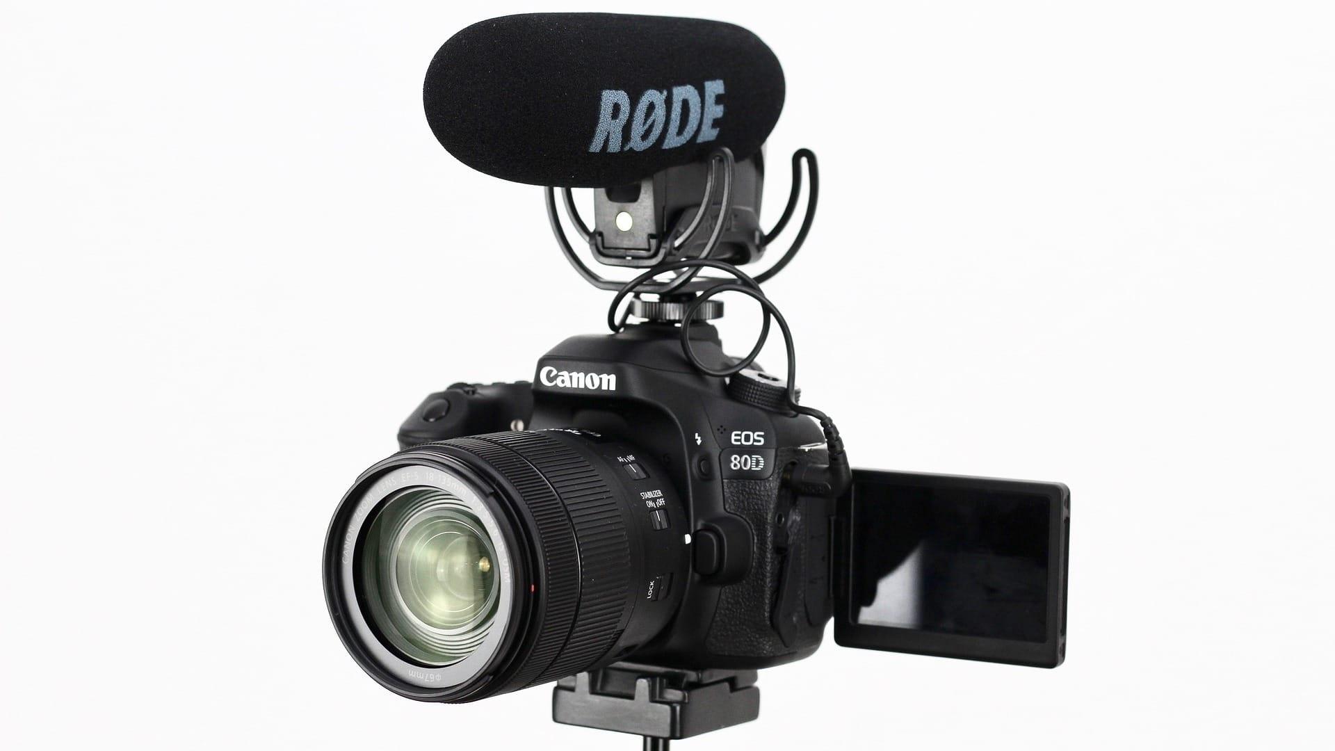 Matériel vidéo YouTube – Les meilleures caméras et webcams pour débuter