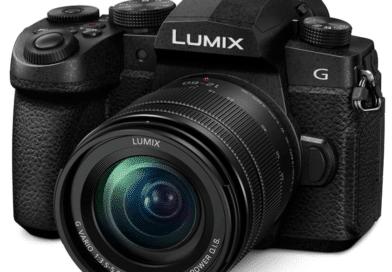 panasonic lumix G95 face