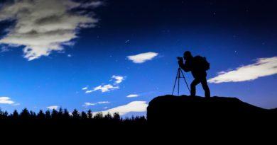 photo des étoiles