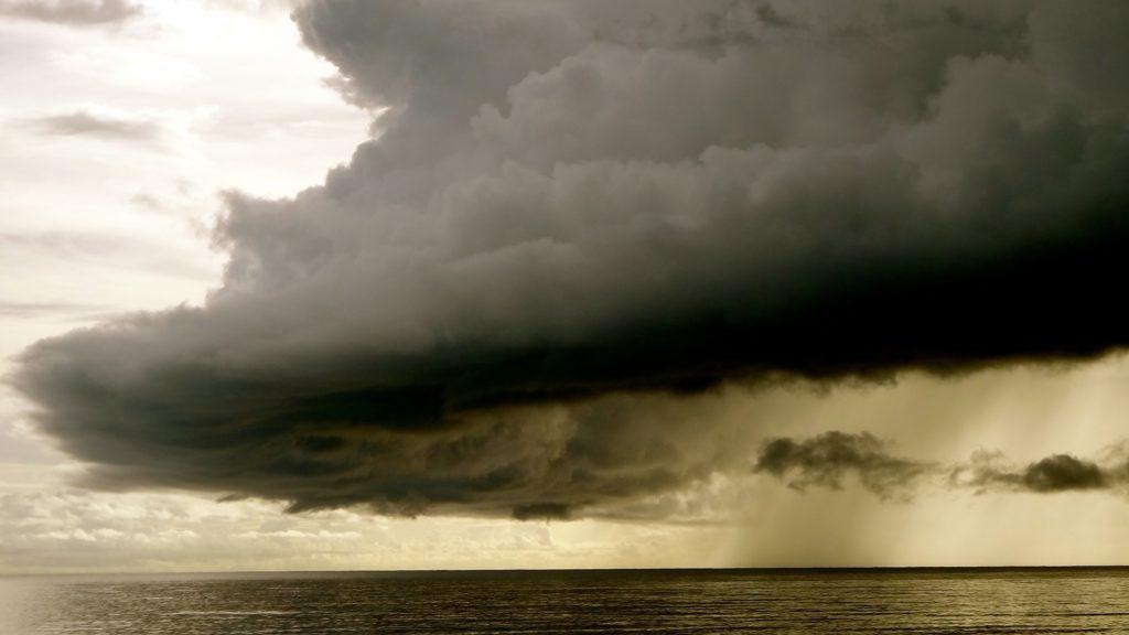 photo orage et tempête