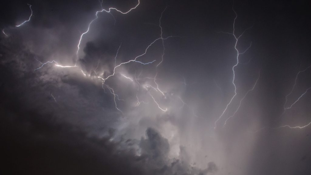 réussir photo orage