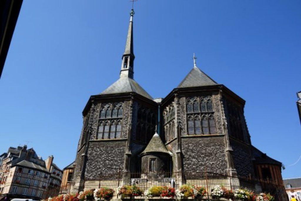 église sainte Catherine de Honfleur