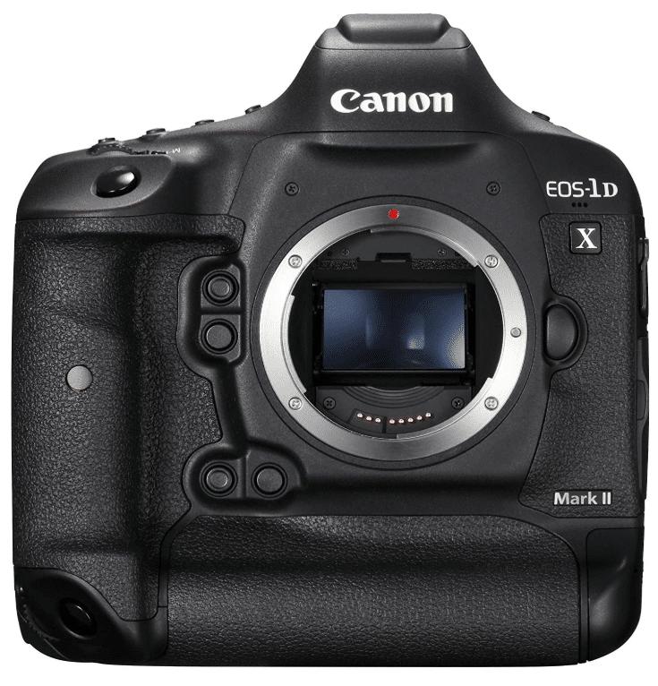 Canon 1D-X Mark II