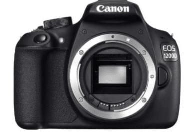 Canon EOS 1200D face
