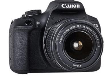 Canon EOS 2000D face
