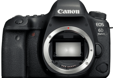 Canon EOS 6D Mark II face