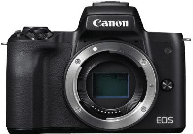 Canon EOS M50 face