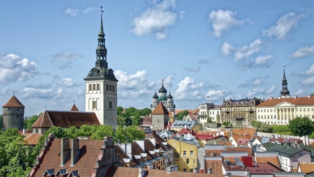 Estonie Pays Baltes