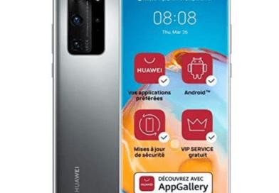 Huawei P40 Pro face