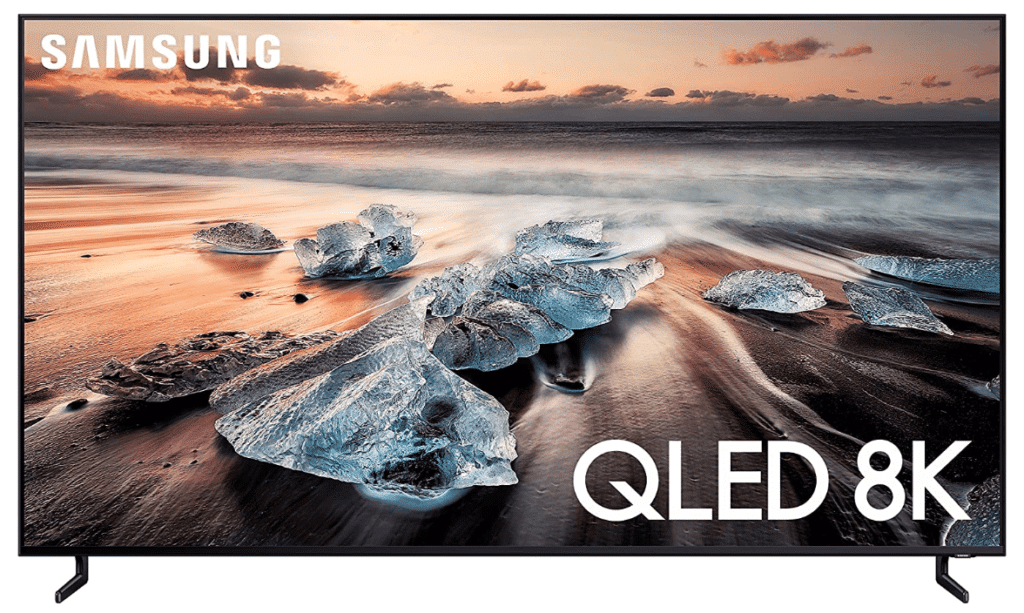TV 8K Samsung Q900 Series