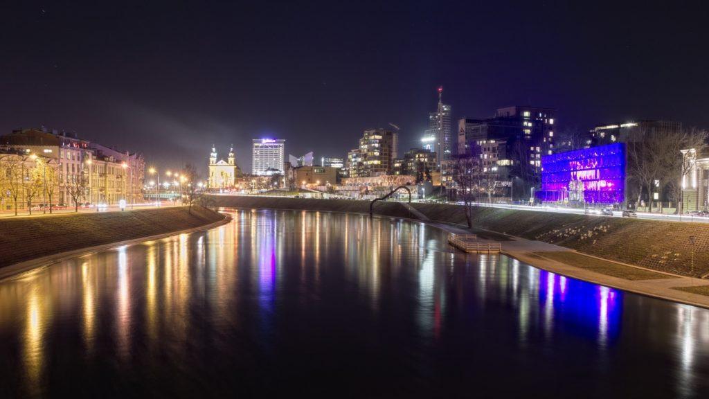 Vilnius Pays Baltes Lituanie