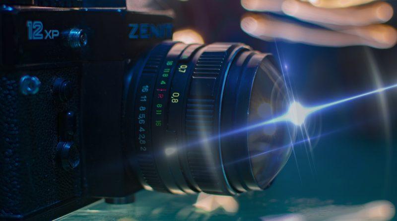 appareil photo nuit