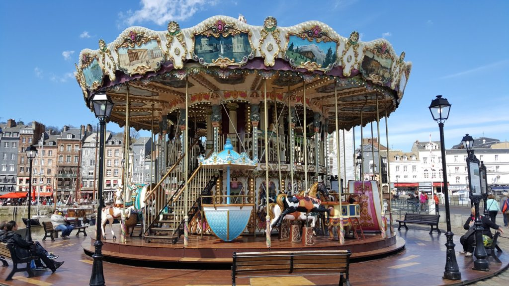 carrousel de Honfleur