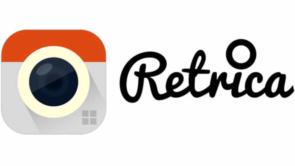 application photo Retrica