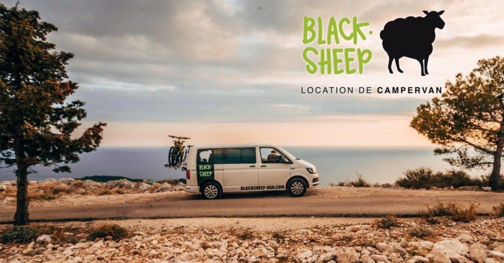 campervan chez BlackSheep Van