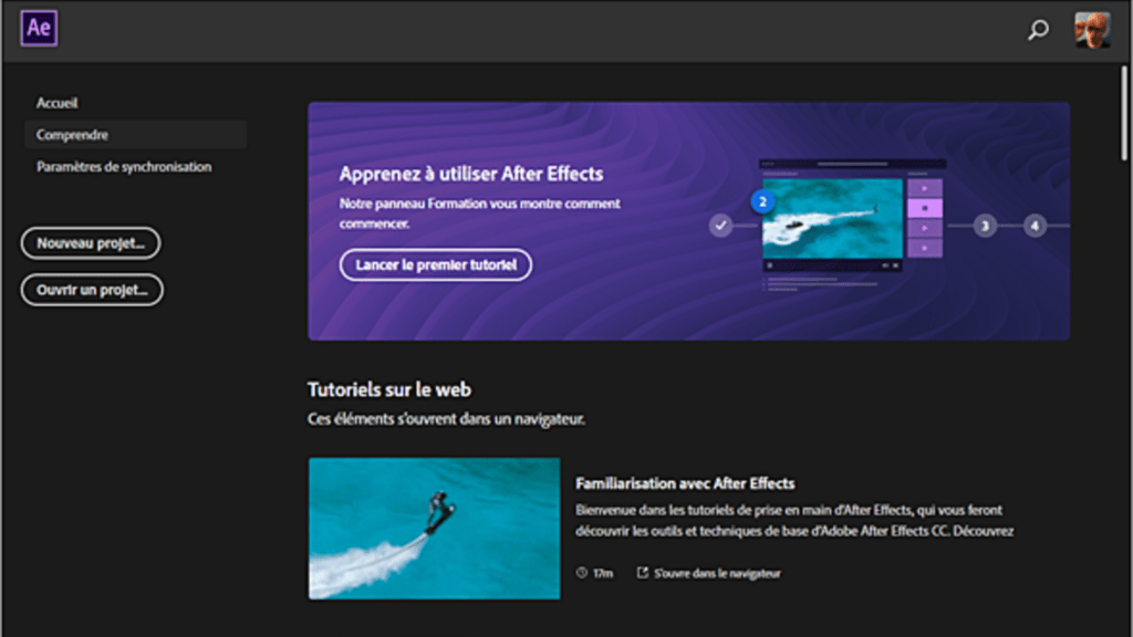 prix formation adobe after effects