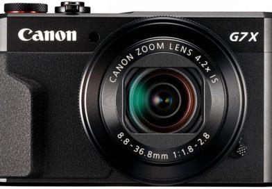 Canon Powershot G7 X Mark II : Prix, Test, Avis, Caractéristiques