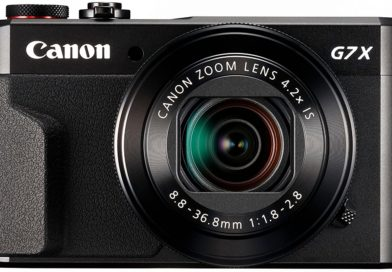 Canon Powershot G7 X Mark II face