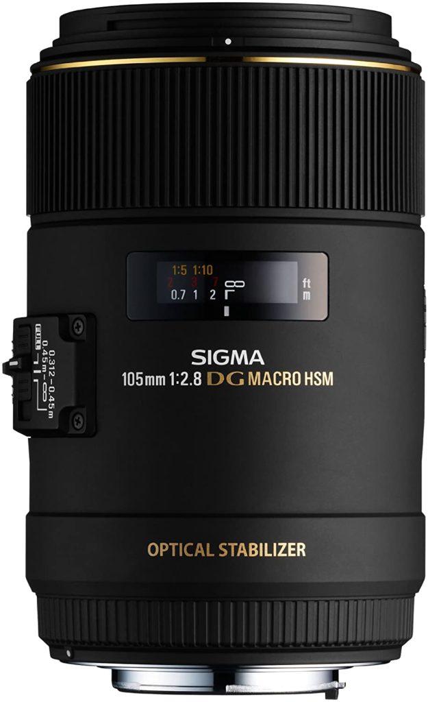Sigma 105 mm f/2.8 EX DG OS HSM Macro